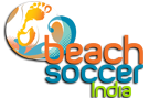 beachsoccer india football barefoot beach sand transstadia